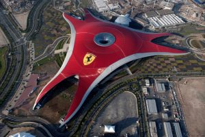 Ferrari World in Abu Dhabi