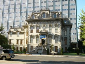 Leland Stanford Mansion State Historic Park Sacramento