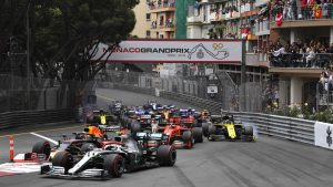 MONACO Grand Prix vacation