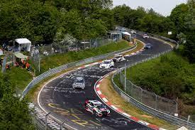 Nurburgring Nordschleife track