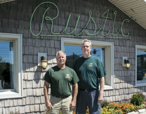The Rustic Restaurant Rocky River