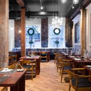 Woods Restaurant and Bar Toronto